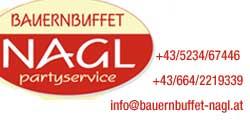 Bauernbuffet Nagl