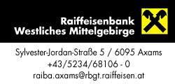 Raiffeisenbank Axams-Grinzens